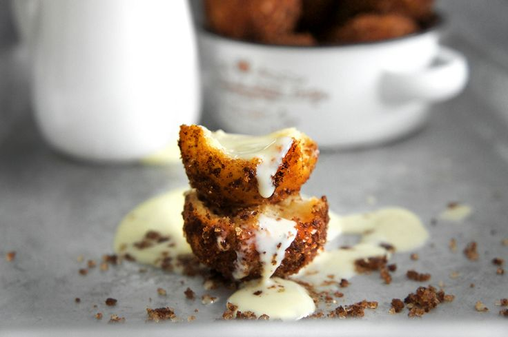 fauxnut holes no fry donut holes rolled in browned butter amp spiced ...