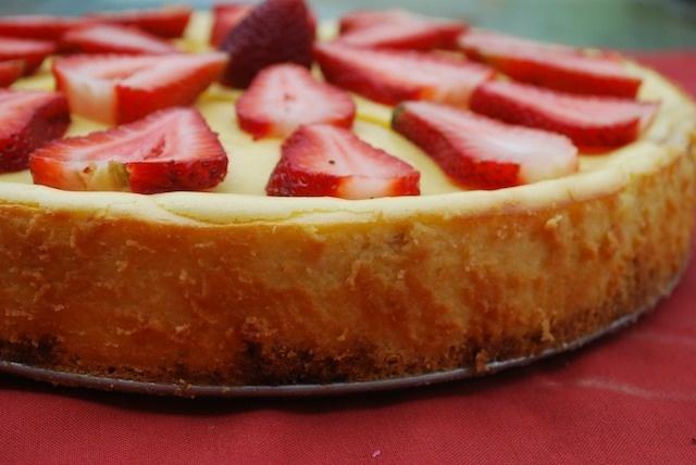 Dukka Goat-Cheese Cheesecake Recipe — Dishmaps