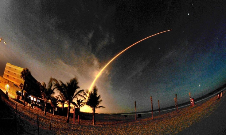 Keeping us safe from solar outbursts: NASA launches twin satellites to explore Earth's treacherous radiation belts