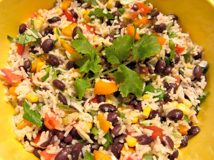 Basmati Rice And Summer Vegetable Salad Recipes — Dishmaps