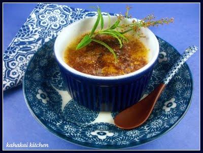Lemon Verbena Crème Brûlée | Food & Drink | Pinterest