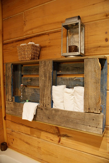 More Cool Things To Do With Pallets