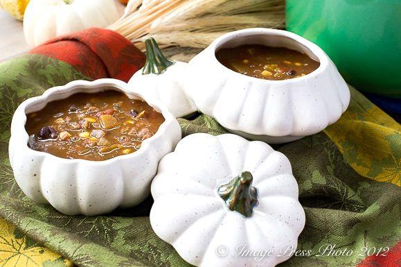Bountiful Black Bean Soup | Recipe