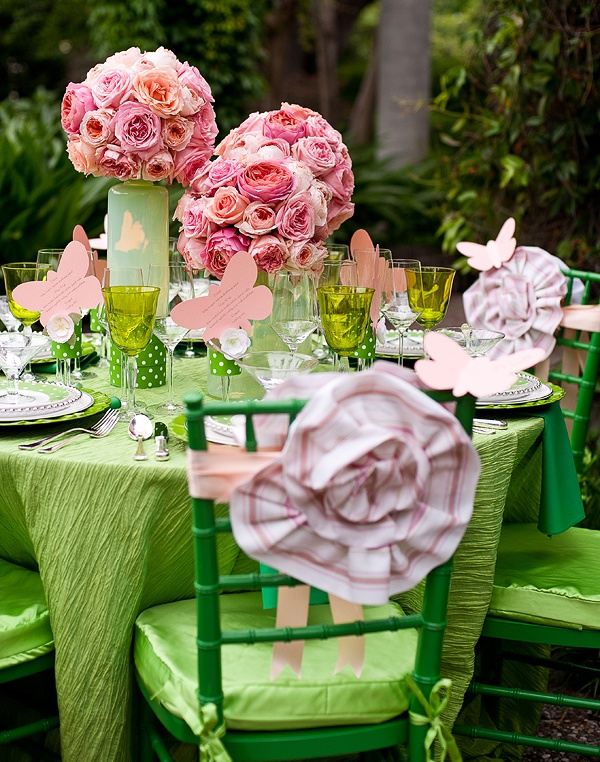 8 Perfect Wedding Tables