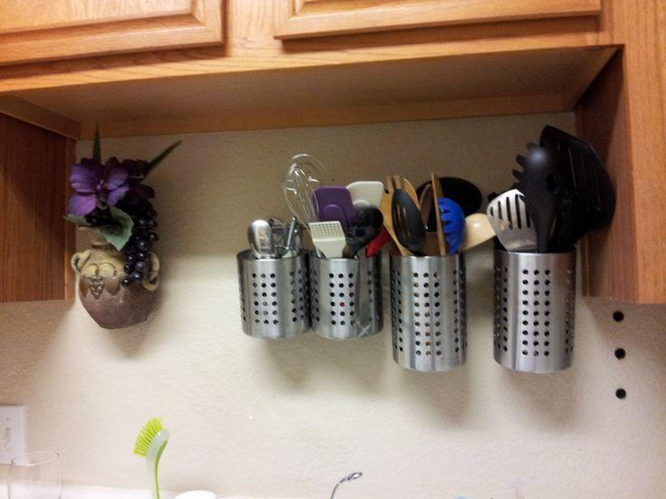 Kitchen counter space saver apt torontois pinterest for Kitchen space savers