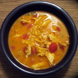 Catherine's Spicy Chicken Soup | ♨ Get in my Belly! ♨ | Pinterest