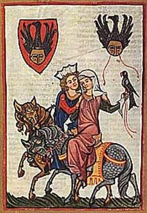 courtly love in the millers tale by geoffrey chaucer The miller's tale (middle english: the milleres tale) is the second of geoffrey chaucer's canterbury tales (1380s–1390s), told by the drunken miller robin to quite (requite) the.