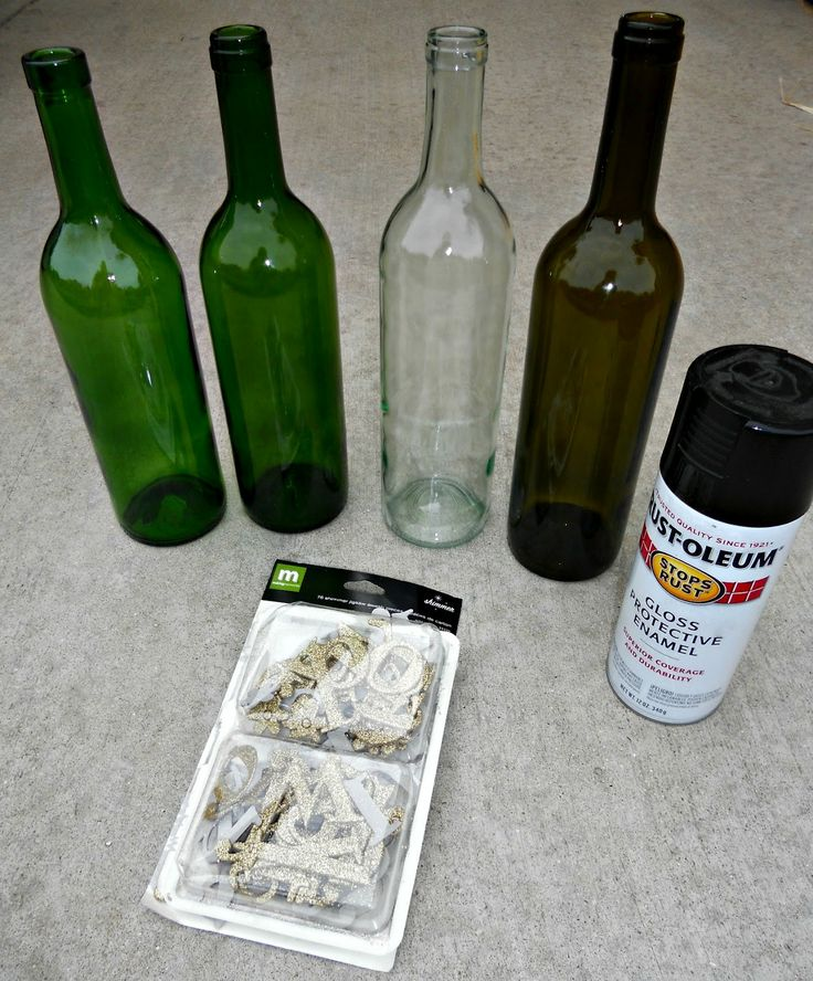 crazylou recycled wine bottle craft gifts crafts