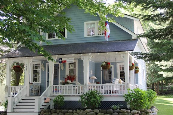 Perfect Cottage Bay View Michigan Craftsman Style