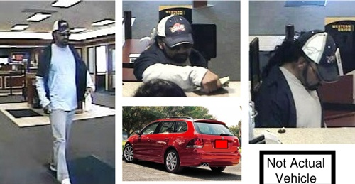 WANTED: Lakewood Police Looking for Bank Robber