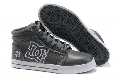 DC Skateboard White Grey Shoes DC-1115 - $76.00 : Cheap Supra Shoes
