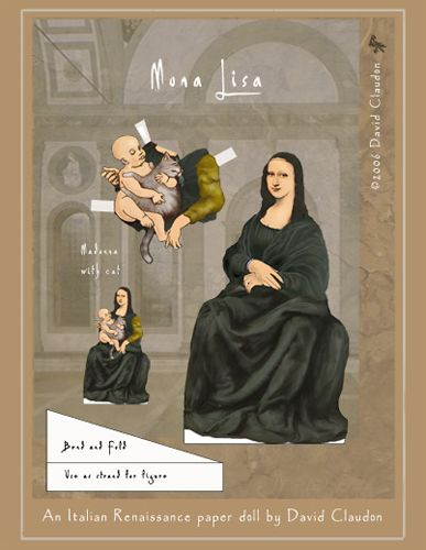 the mona lisa essay Free formal analysis mona lisa papers, essays, and research papers.