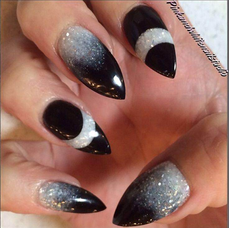Almond Nail Art | Nailed It! | Pinterest