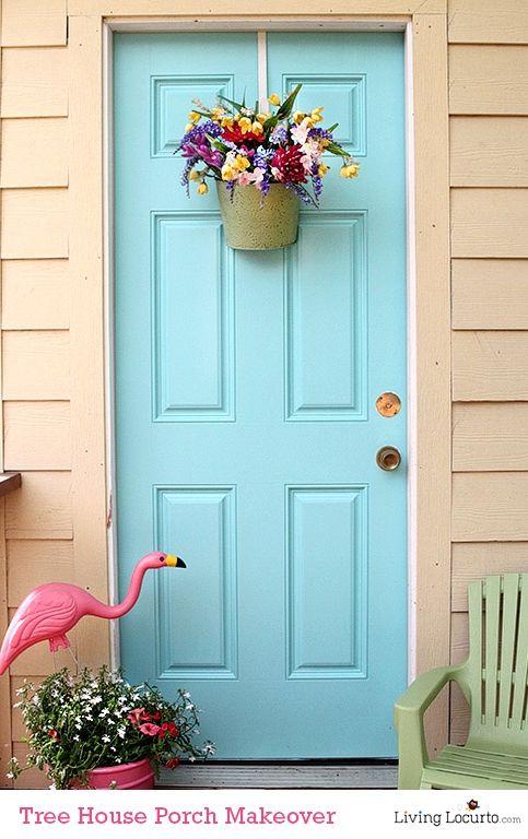 Blue Front Door Unique Of Beachy Blue Front Door. | by the beautiful sea | Pinterest Photos