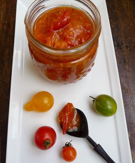 Tomato Confit | Recipes | Pinterest