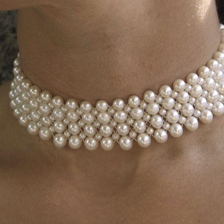 pearls on pinterest - photo #16