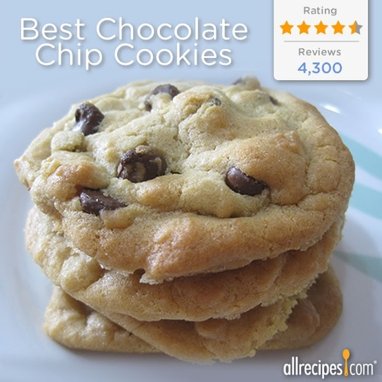 ... your next cookie craving. (Best Big, Fat, Chewy Chocolate Chip Cookie