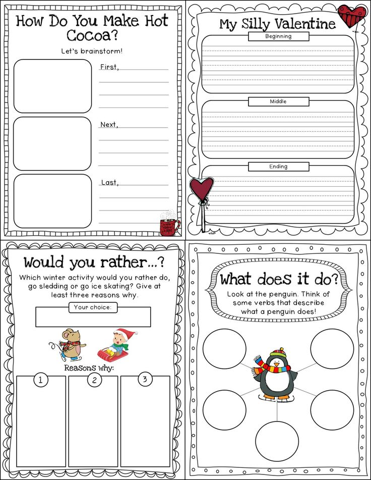 Tons of Common Core aligned winter writing prompts!! (narrative, informative, and opinion)