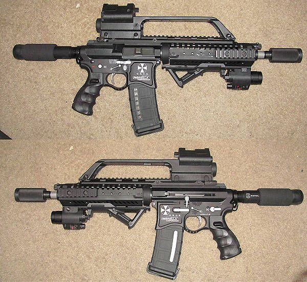 Sweet ar15 pistol w gas piston kit and side charging upper