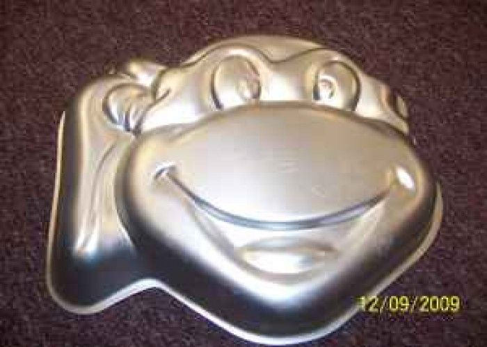 Wilton Ninja Turtle Cake Pan For Sale