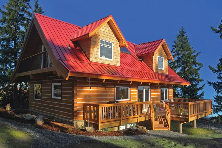 Affordable Log Home Kits From Vancouver Affordable Log