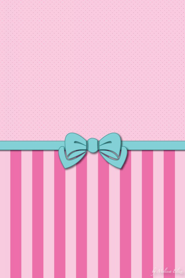 mint and pink wallpaper - photo #1