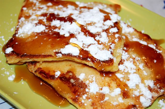 Stuffed French Toast-I would sub some of the ricotta with some cream ...