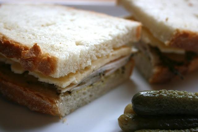 Havarti Sandwich: Boar's Head All Natural Tuscan Roasted Turkey Breast ...