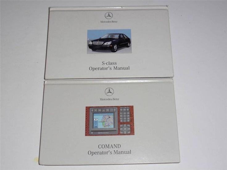 mercedes benz comand system manual