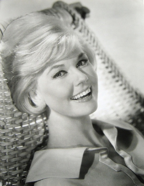 *DORIS DAY - Big Band vocalist, recording star - American girl-next-door movie star. Also a nice woman. http://www.flickr.com/photos/20936529@N03/3342131236/in/faves-retrogoddess73/