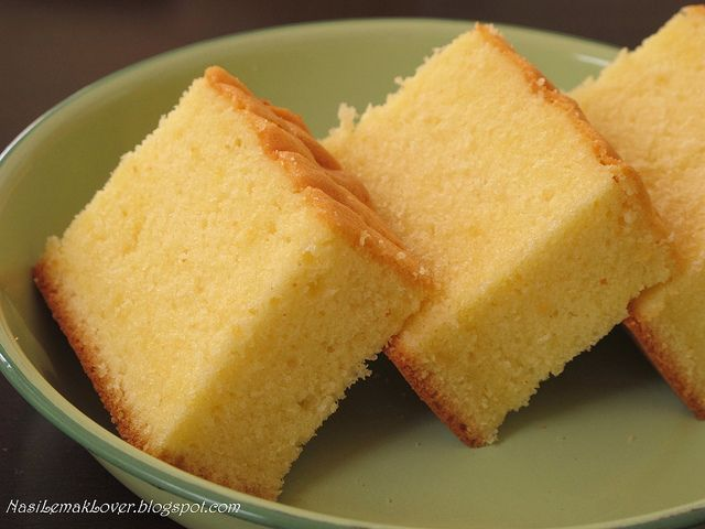 Old fashioned butter cake by Nasi Lemak Lover (http://nasilemaklover ...