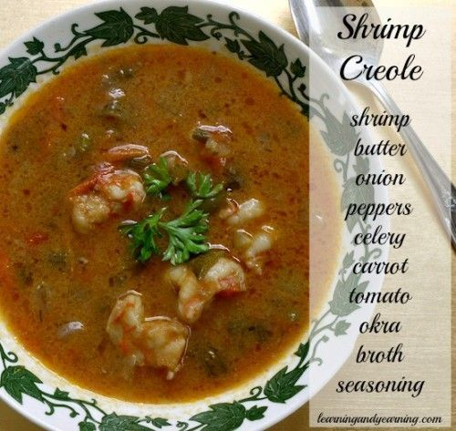 Shrimp-Creole #food #recipe | food | Pinterest