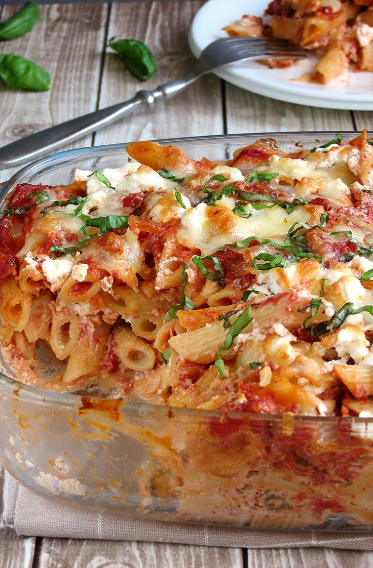 baked ziti spinach baked ziti baked ziti with spicy pork and sausage ...