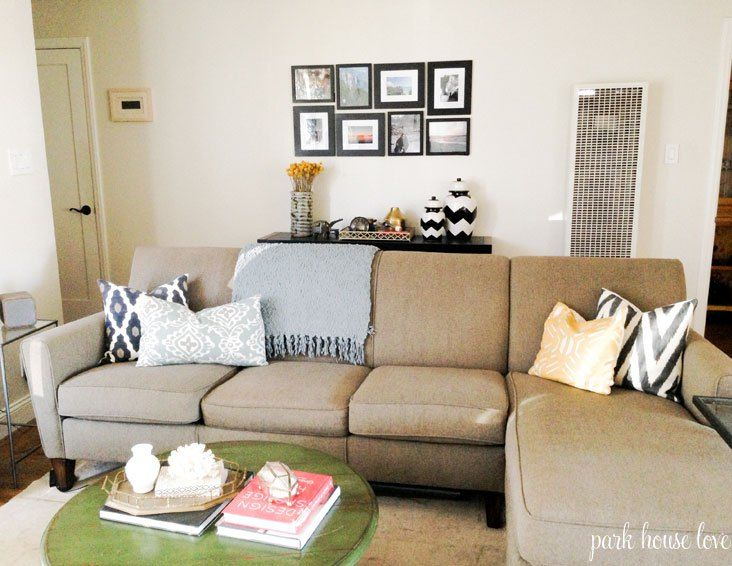 Cute Living Room For The Home Pinterest