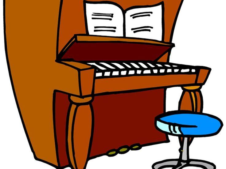 Musik Med Birger     Bogstavsang http   solsikken net video musik-med    Upright Piano Cartoon