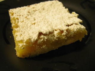 Classic Lemon Bars | From my table to yours | Pinterest