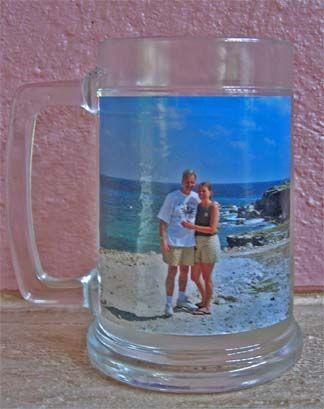 Photo Finish on Glass