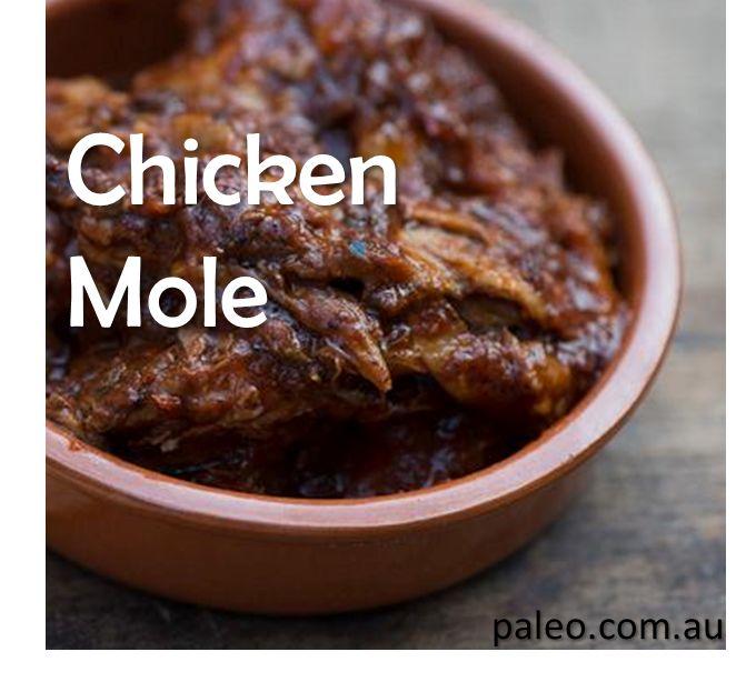 Recipe: Chicken Mole | Try me recipes | Pinterest