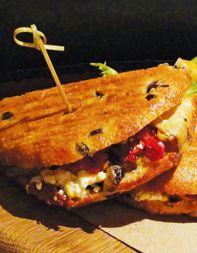 Baby-Artichoke Sandwich Recipe adapted from Geoffrey Zakarian and Paul ...
