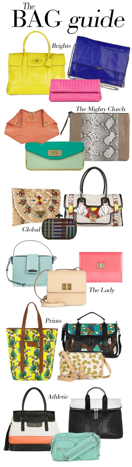 The Bag Guide