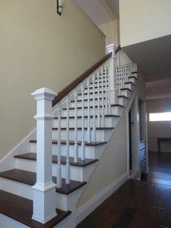 Ic Construction Farmhouse Staircase Sugar Pie