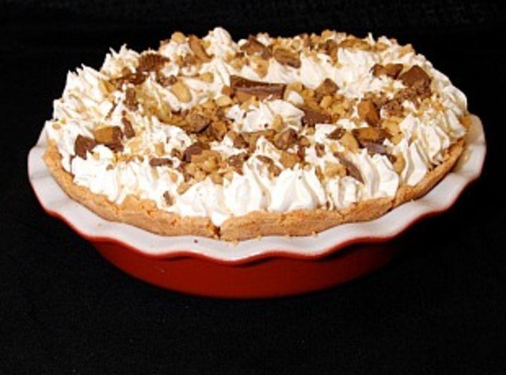 Nutter Butter Peanut Butter Pie | Sweet Tooth | Pinterest