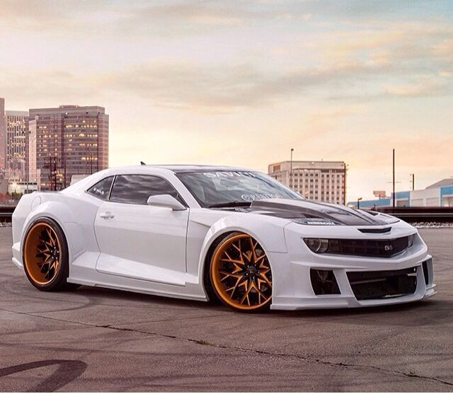 Wide Body Camaro Ss Cars Amp Motorcycles Pinterest