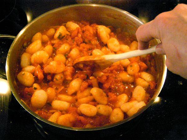 Gnocchi with Tomato Sauce | Recipe