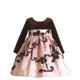 Pink taffeta christmas holiday dress 2t 12 apparel christmas dress