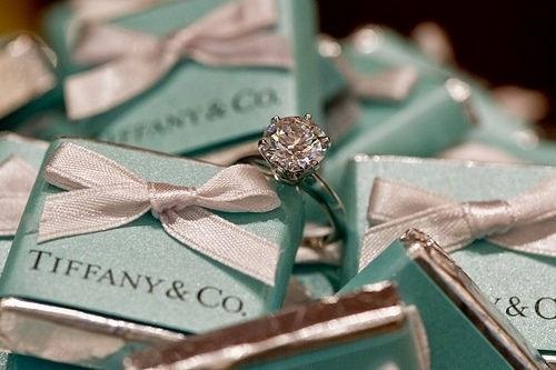 Tiffany & Co. candy | So Tiffany | Pinterest