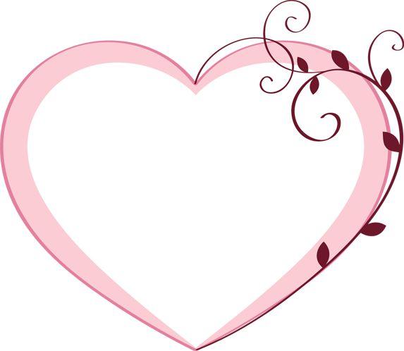 Valentines Day Border Clipart Heart clip art