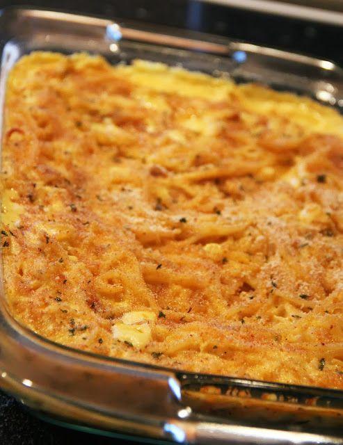Chicken Spaghetti Casserole | Recipes | Pinterest