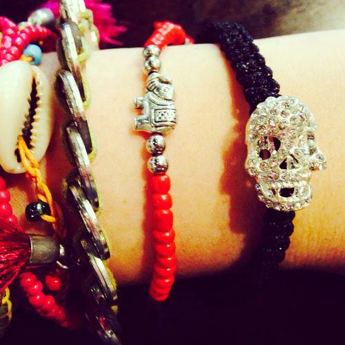 http://truelightcollection.com/ , Skull bracelet only at www