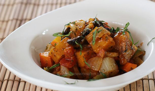 Italian-style vegetable stew | Recipe